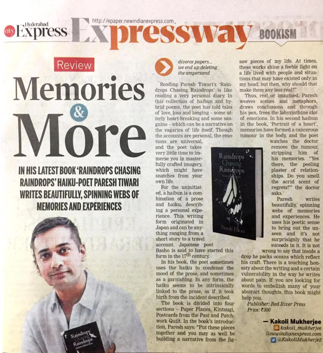 Memories and More Paresh Review